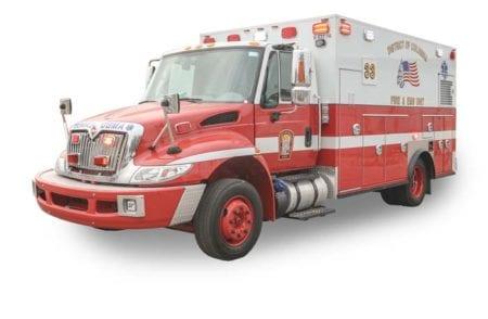 DC EMS unit