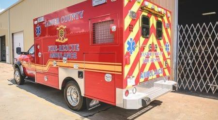 Jasper County Fire & Rescue