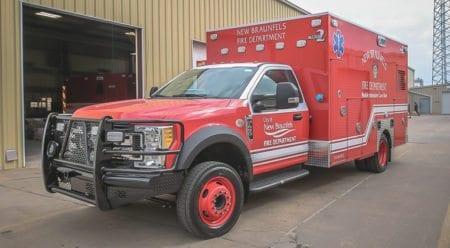 New Braunfels Fire Department