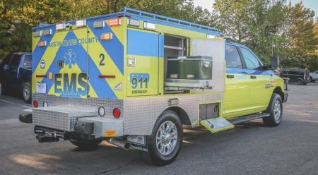 New Delivery - Austin-Travis County EMS
