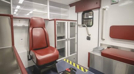 New Delivery - Shavano Park Fire Department