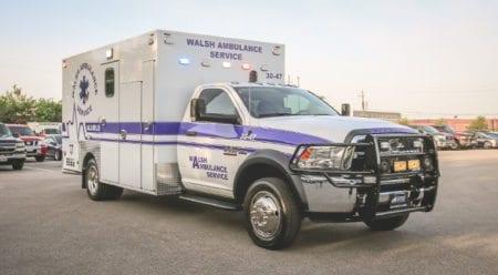 Walsh Ambulance Service