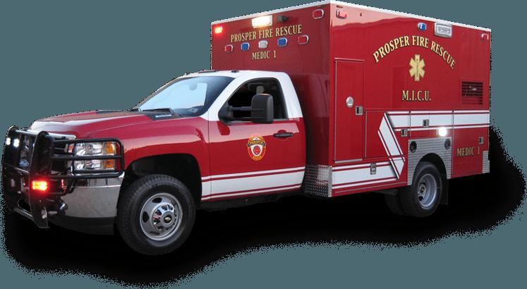 Type I EMS Vehicle