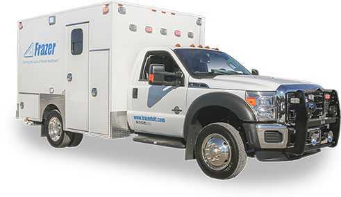 Frazer - Custom Emergency Vehicles for EMS, Fire & Mobile