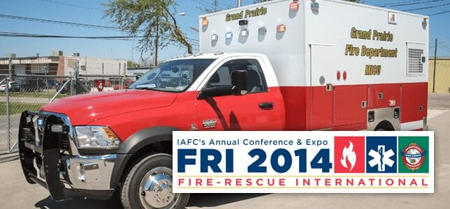 IAFC's Fire Rescue International Conference