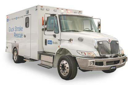 Click Mobile Stroke Unit