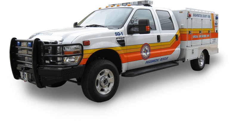 First Responder - Urban Command Vehicle