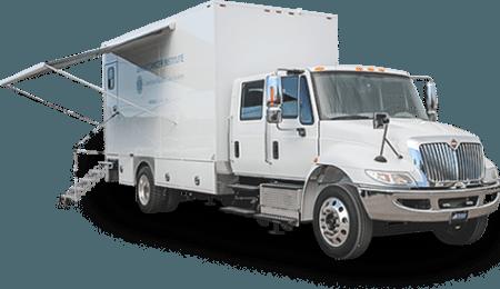 Frazer Mobile Healthcare Vehicle