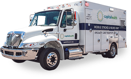 Frazer Mobile Stroke Unit Vehicle
