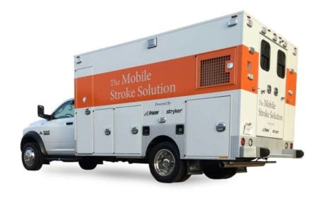 Mobile Stroke Unit Demo