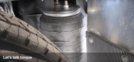 Torque Air Suspension