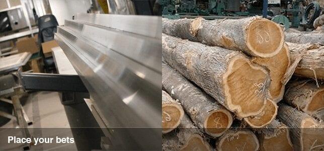 Wood vs Aluminum Frame