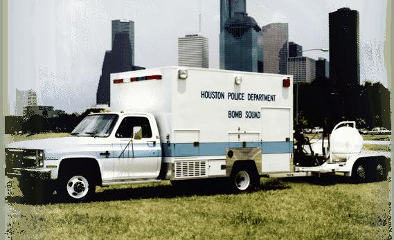 Houston Bomb Squad