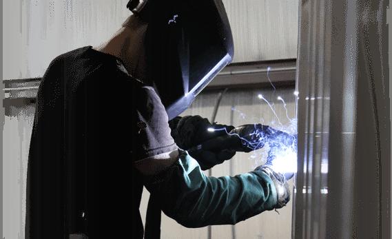 EMS welding