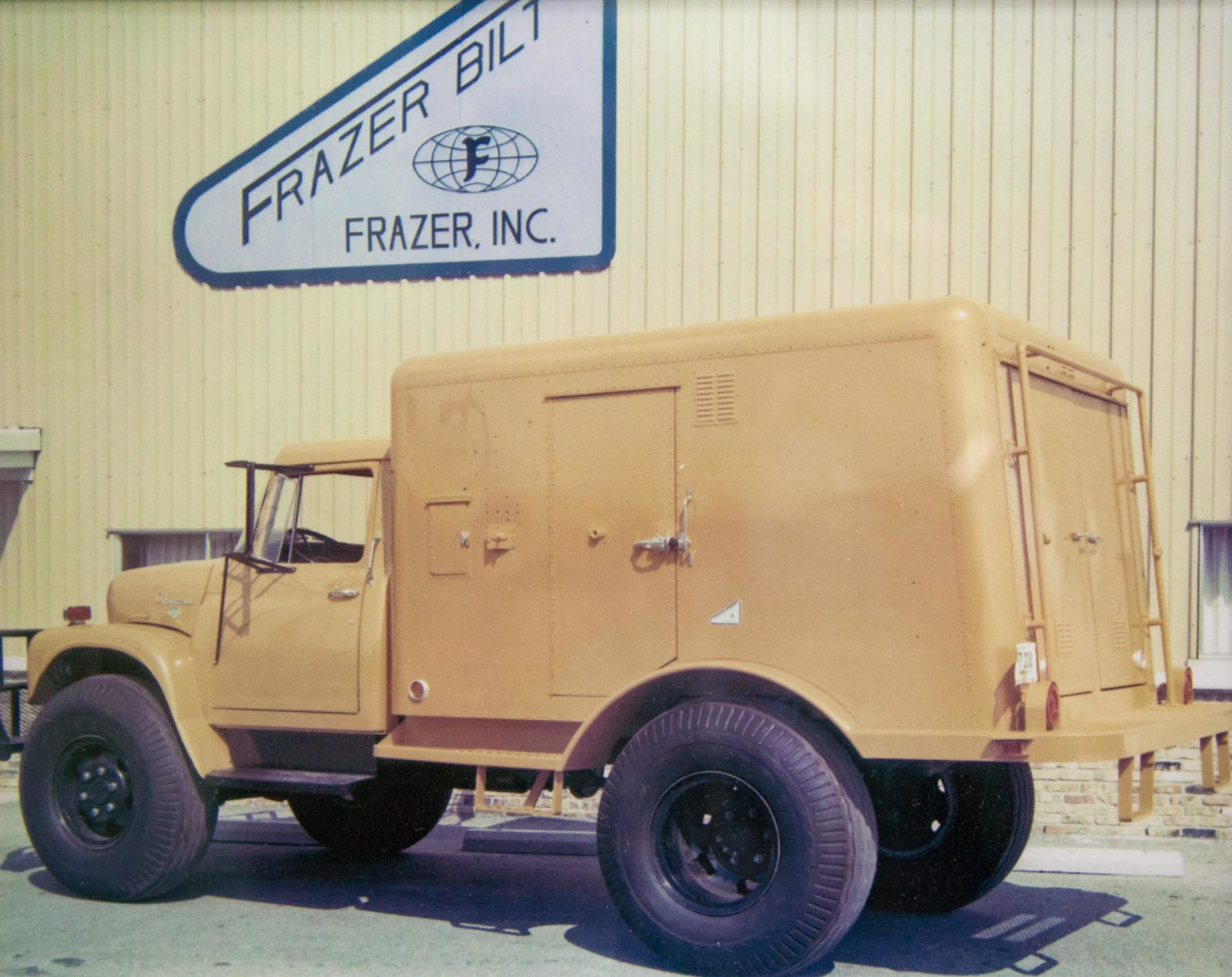 1960 Custom Emergency Vehicle - Frazer