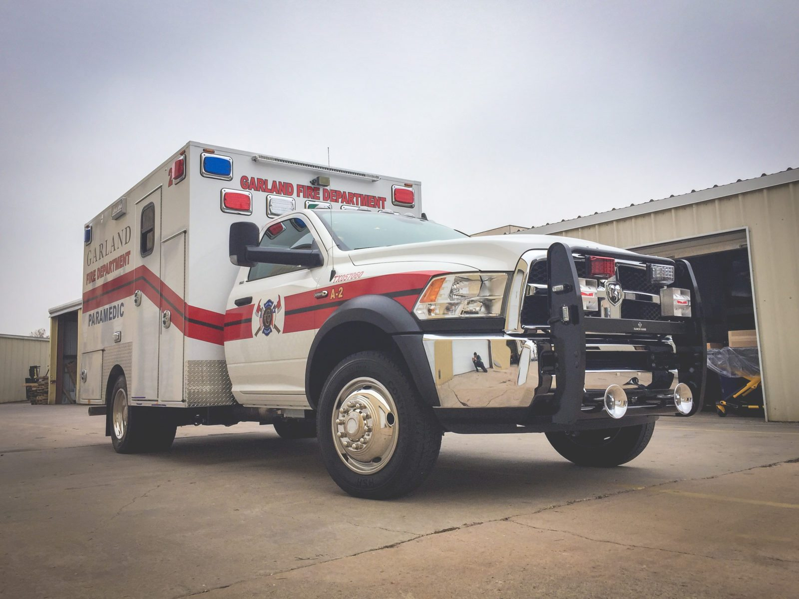 Custom Emergency Vehicles - Ambulance Manufacturer