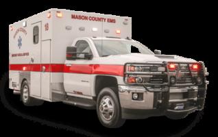 Custom Ambulance Mason