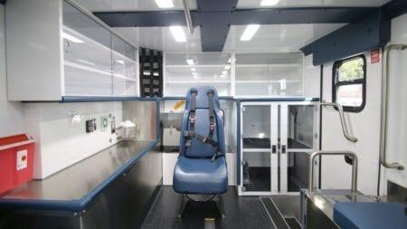 EMS vehicles
