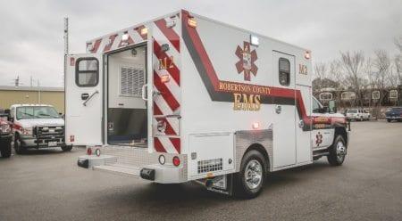 Custom EMS Vehicle