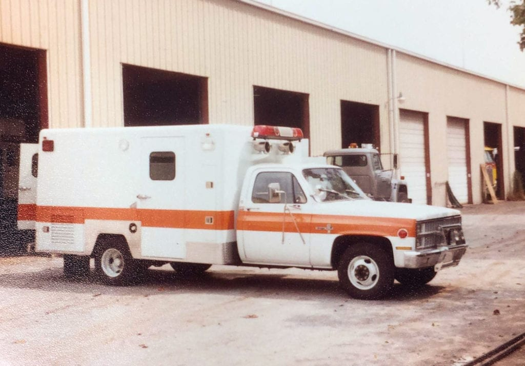 custom emergency vehicles