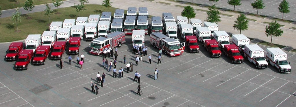 HFD fleet shot