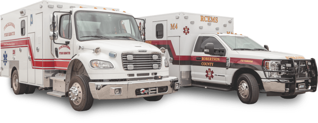 Custom Type I Emergency Vehicle Builder for EMS