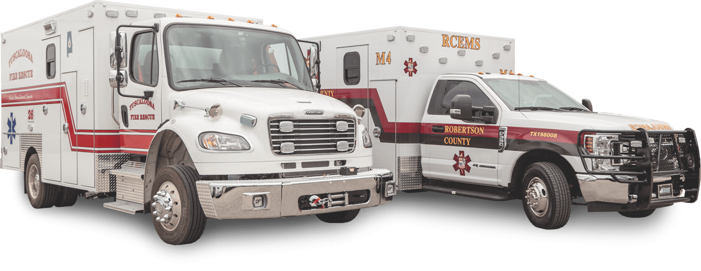 Frazer - Custom Emergency Vehicles - Type I EMS on