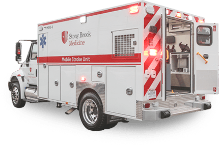 Custom Mobile Stroke Ambulance
