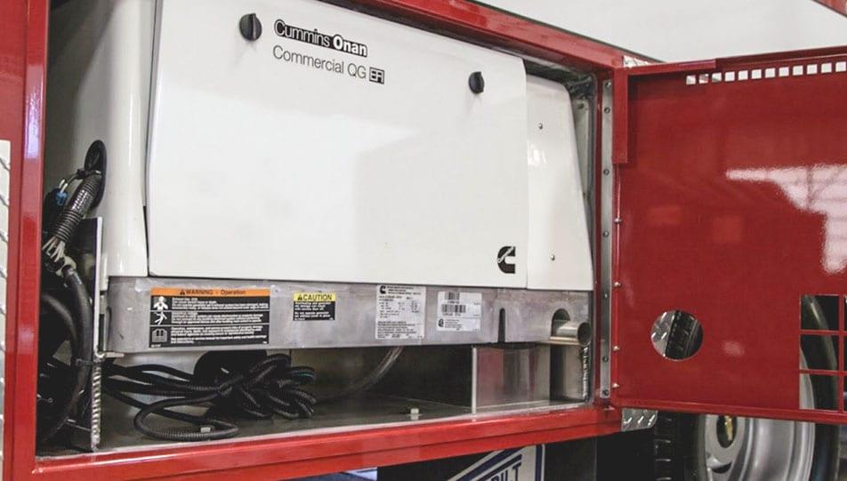 Ambulance Generator
