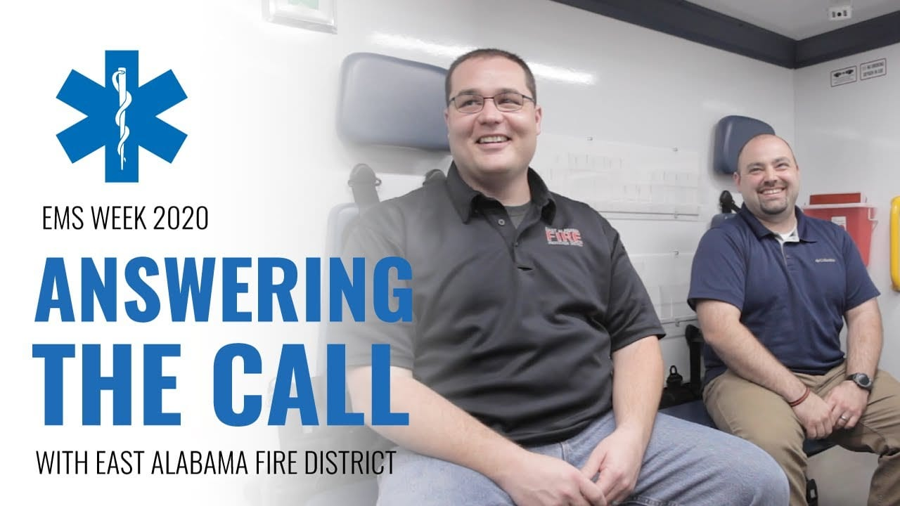 Answering the Call with East Alabama Fire District
