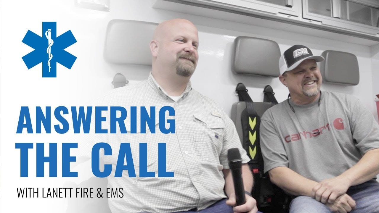 Answering the Call with Lanett Fire & EMS