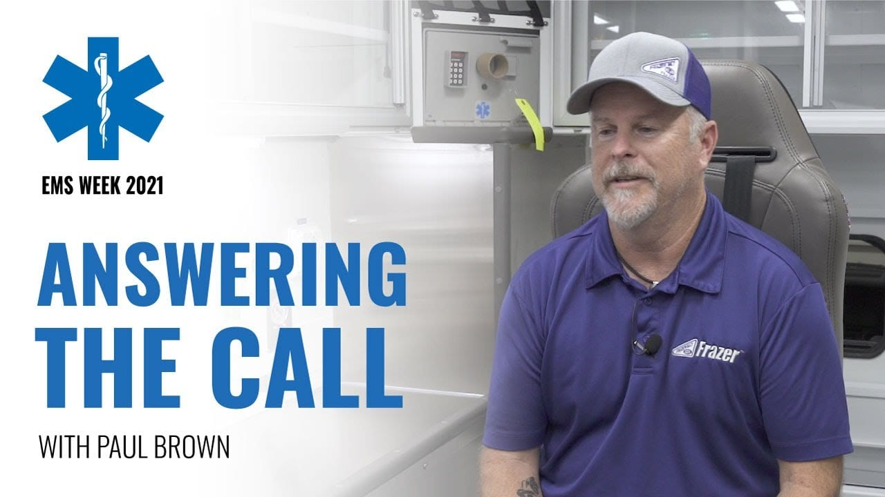 Answering the Call with Paul Brown
