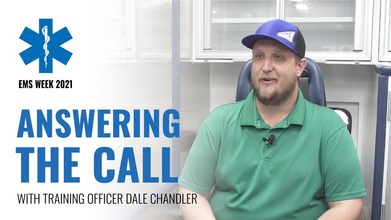 Answering the Call with Dale Chandler